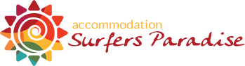 Accommodation in Surfers Paradise Logo