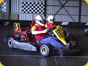 Indoor Kart Hire - Accommodation in Surfers Paradise