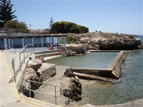 Edithburgh Tidal Pool - Accommodation in Surfers Paradise