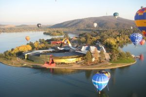 Canberra Hot Air Balloon Flight at Sunrise - Accommodation in Surfers Paradise