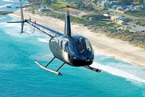 Perth Beaches Helicopter Tour from Hillarys Boat Harbour - Accommodation in Surfers Paradise