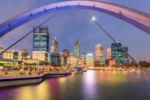 Swan River Twilight Cruise - Accommodation in Surfers Paradise
