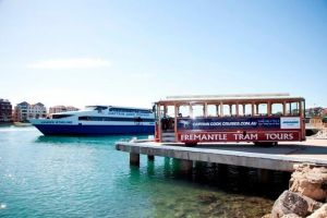 Perth Lunch Cruise including Fremantle Sightseeing Tram Tour - Accommodation in Surfers Paradise