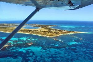 Rottnest Island  Perth City Scenic Flight - Accommodation in Surfers Paradise