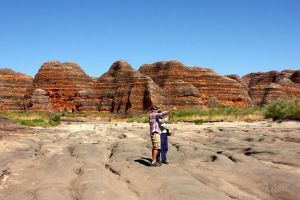 Bungle Bungle Flight Domes  Cathedral Gorge Guided Walk from Kununurra - Accommodation in Surfers Paradise