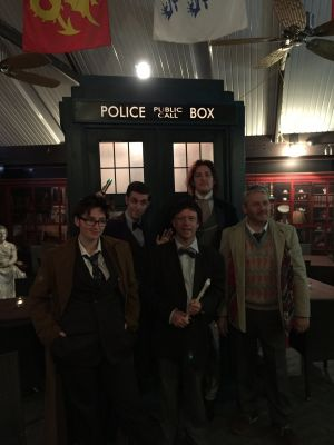 Dr Who Quiz Night - Accommodation in Surfers Paradise