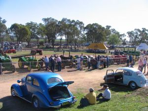 Quirindi Rural Heritage Village - Vintage Machinery and Miniature Railway Rally and Swap Meet - Accommodation in Surfers Paradise