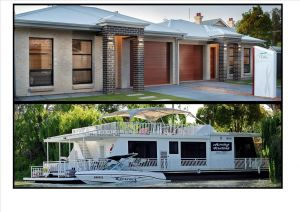 Renmark River Villas and Boats  Bedzzz - Accommodation in Surfers Paradise
