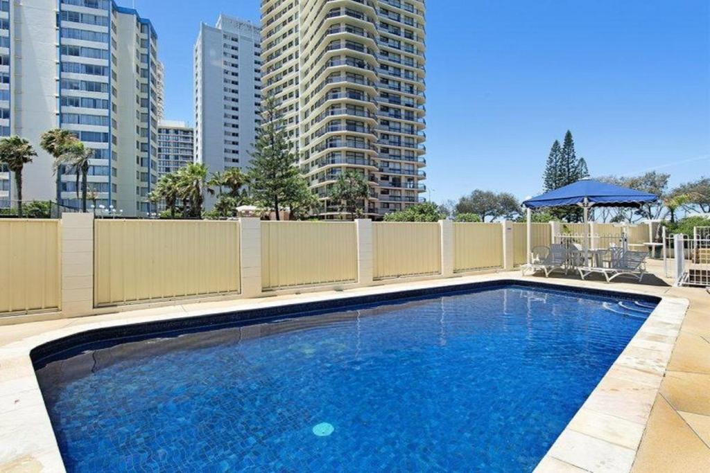 View Pacific Apartments - Accommodation in Surfers Paradise